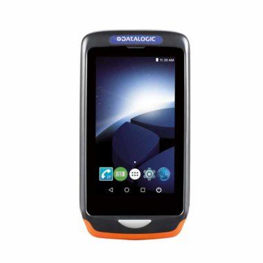 Advantech DLoG Mobile Terminals Trek-733L- Front