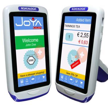 Datalogic Mobile Terminals Joya Touch - front view