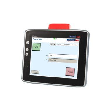 Advantech DLoG Mobile Terminals DTL-V6210 - front view