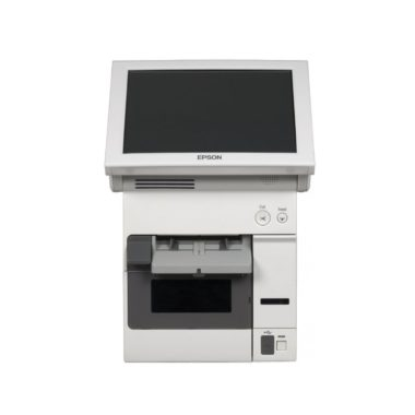 Epson Etikettendrucker TM-C3400LT - Vorderansicht