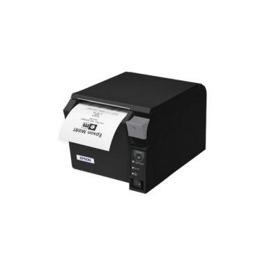 Epson Etikettendrucker TM-T70-iHub Serie - Vorderansicht