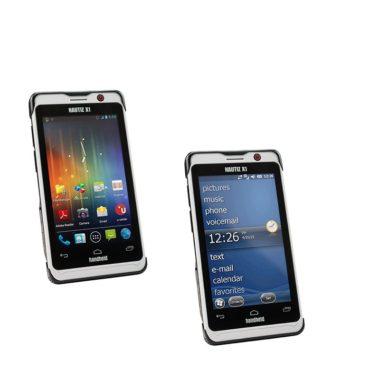 Handheld Nautiz X1 Mobile Computers