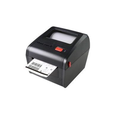 Honeywell Label Printer PC42D black- front view