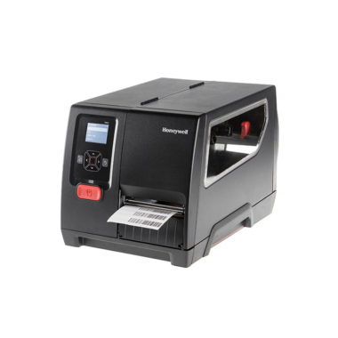 Honeywell PM42 Label Printer - front view