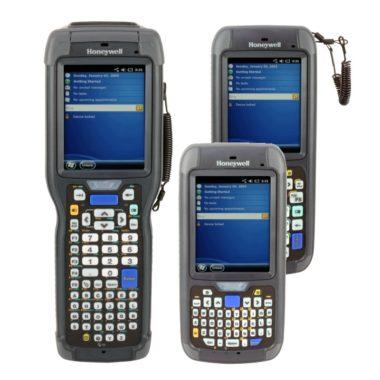 Honeywell Mobile Terminals 75er series