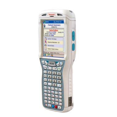 Honeywell Mobiler Computer Dolphin 99EXhc - seitlich
