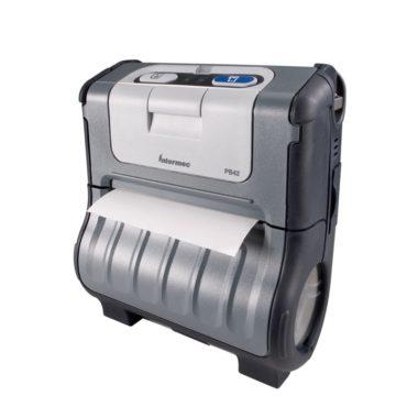 Honeywell Etikettendrucker PB42 - Vorderansicht