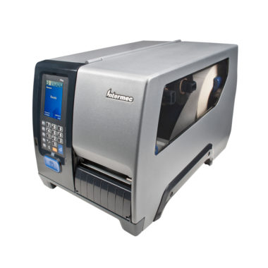 Honeywell Label Printer PM43 - front view