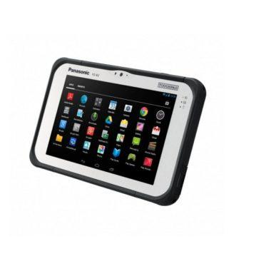 Panasonic Mobile Computer THOUGHPAD FZ-B2 - side view