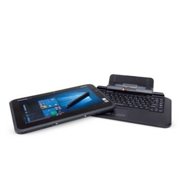 Panasonic Mobile Computer THOUGHPAD FZ-Q2 - with accessories