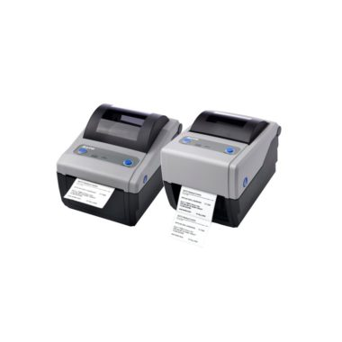 SATO Label Printer CG4 - front view
