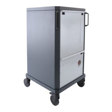 Solcon mobile trolley 1100G - side view