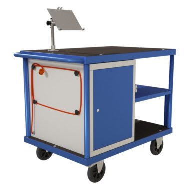 Solcon mobile trolley 600 - front