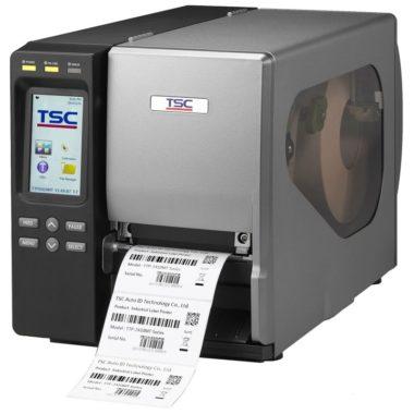 TSC Etikettendrucker TTP-346MT - Vorderansicht