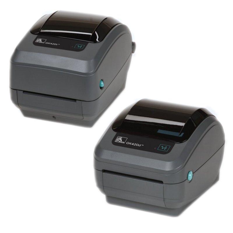 Zebra GK420 Label Printers   Spezialist für Barcodesysteme – GLOBOS