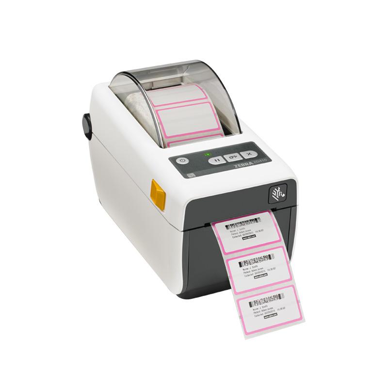 Zebra ZD410 Label Printers | Spezialist für Barcodesysteme