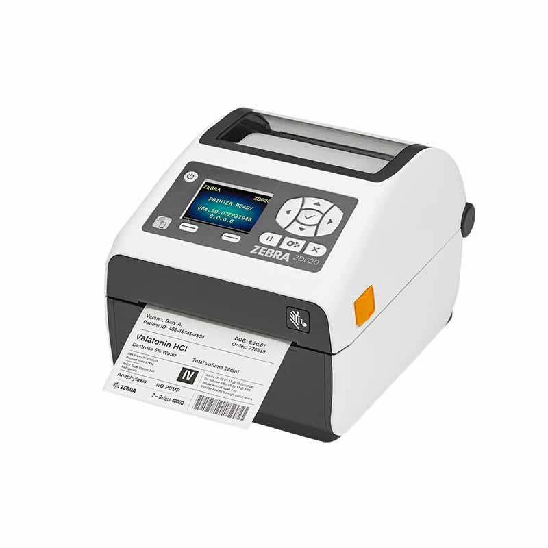 Zebra ZD620-HC Label Printers | Spezialist für