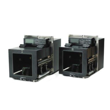 Zebra Etikettendrucker ZE500-Serie - Vorderansicht