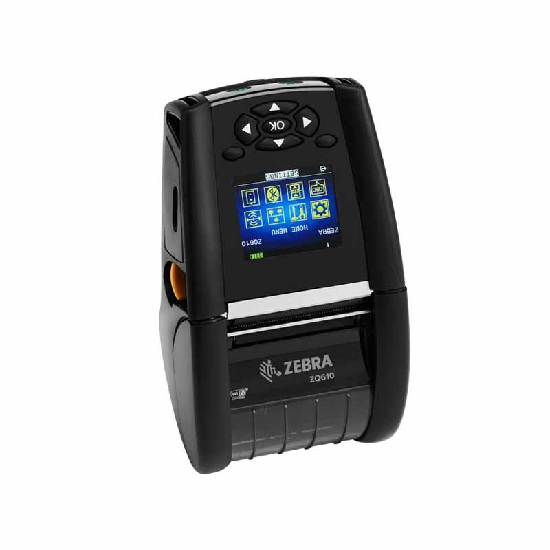 Zebra ZQ600 Series Label Printers | Spezialist für