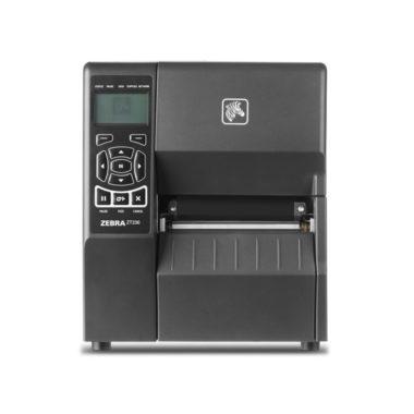 Zebra Etikettendrucker ZT230 - Vorderansicht