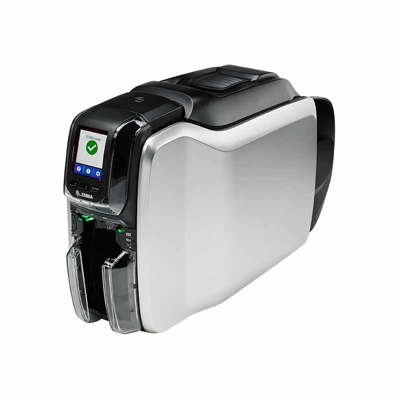 Zebra ZC300 Series Card Printers | Spezialist für Barcodesysteme