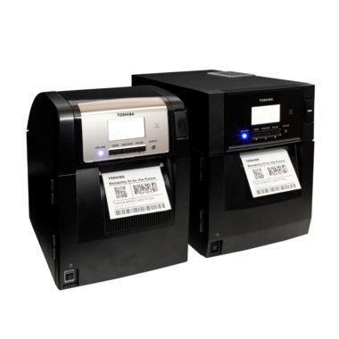 Toshiba Label Printer BA400 Series