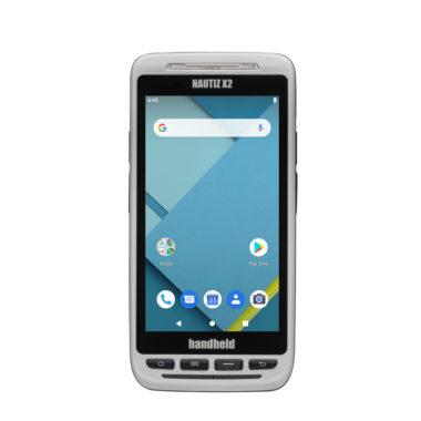 Handheld MDE Nautiz X2